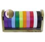 ECR4Kids Hardwood Craft Tape Dispenser