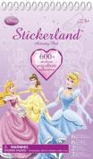 Disney Princess Stickerland Activity Pad