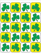 Teacher Created Resources St. Patrick's Day Stickers, Multi Colour