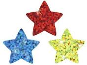 TREND ENTERPRISES INC. T-46405 SUPERSHAPES COLORFUL SPARKLE STARS 400 PACK