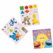 Sesame Street 1st - Sticker Activity Pad
