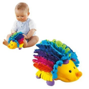 Fisher-Price Miracles and Milestones Touch and Cuddle Hedgehog