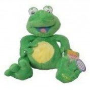 Nuby Tickle Toes Baby Plush Toy - Frog