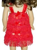 Rebecca's Flapper Dress for American Girl 46cm Dolls