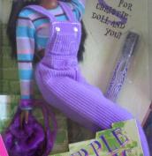 Purple Panic Christie Barbie Doll