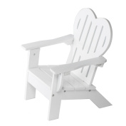 Adirondack Chair Fits American Girl Dolls - 46cm Inch Doll Outdoor Furniture