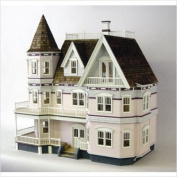Real Good Toys Queen Anne Dollhouse Kit - 2.5cm Scale