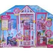 Barbie MALIBU DREAMHOUSE Playset DREAM HOUSE w 40+ Pieces & ELEVATOR -ToyShop Exclusive