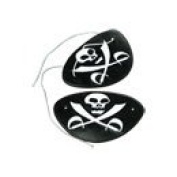 US Toy Company 1029 Pirate Eye Patches