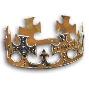 Rubies Costumes 105238 Plastic Jeweled Crown