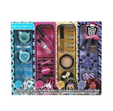 Monster High Scary Cute Beauty Set Licenced Mattel