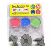 Snazaroo Fairy Princess Face Paint Kit with Face Paint Stamps