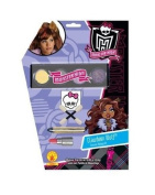 Rubie's Costume Co Rubies Monster High Make-Up Kit, Clawdeen Wolf