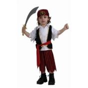Toddler Pirate Boy Costume Toddler 2-4T [Apparel]