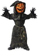 Bobble Head Pumpkin Child's Costume