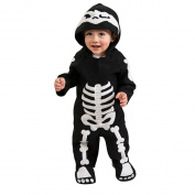 Skeleton Costume Baby - Infant 6-12 Months