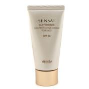 Sensai Silky Bronze Sun Protective Cream For Face SPF 50, 50ml/1.7oz