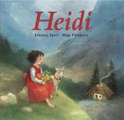 Heidi Mini Book