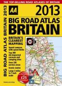 AA Big Road Atlas Britain