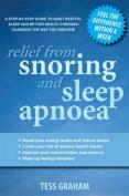 Relief From Snoring And Sleep Apnoea