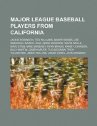 Major League Baseball Players from California