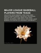Major League Baseball Players from Texas
