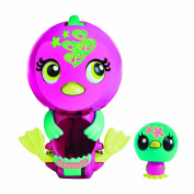 Zoobles Mama and Babies + Happitat - Duck