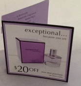 Exceptional...because you are, Eau de Parfum, 0ml [Perfume]