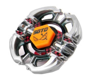 Takara Tomy Beyblades Japanese Metal Fusion Battle Top Booster #Bb07 Sagittario 125Sf