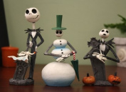 Neca Nightmare Before Christmas  inches Jack inches  styles Head Knocker Mini assort