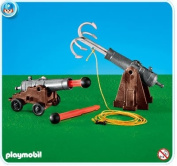 PLAYMOBIL 7373 - Cannons for Pirate Ship