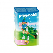 Playmobil Flower Wheel Barrel Fairy