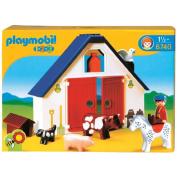 Playmobil 1.2.3 Animal Farm