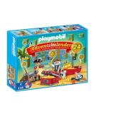Playmobil - Pirates Lagoon Advent Calendar 4156