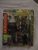 Monsters Series 1 - Frankenstein Playset