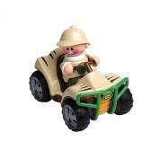 Tolo Toys Safari Quad Bike