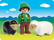 Playmobil Shepherd with Sheep