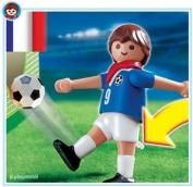 Playmobil Soccer Player - France