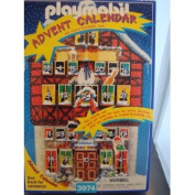 Playmobil Advent Calendar 3974 Santa's Elves' Workshop
