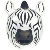 Zebra Mask (Foam) [Toy] [Toy]