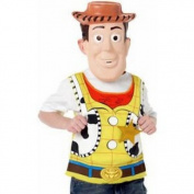 Child Woody Tabard and Mask