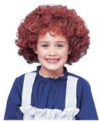 Natural Red Orphan Child Wig
