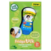 LeapFrog Fridge Talk Magnetic Wordplay Recorder