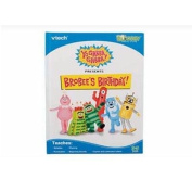 NEW Vtech Electronics Bugsby Book-Yo Gabba Gabba Learning System Beautiful Practical Popular .