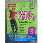 Fisher Price Star Station Dance Party #2 ROM Pack