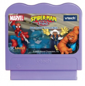 Vtech - V.Smile - Spiderman and Friends 2 : Doc Ock's Challenge