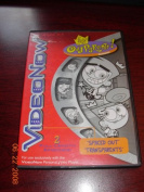 """Nickelodeon Video Now The Fairly Odd Parents """"Spaced Out"""" & """"Transparents"""""""