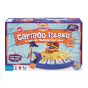 Cranium Cariboo Island Treasure Hunt Game