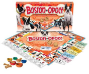Late For The Sky 730799052149 Boston Terrier-opoly