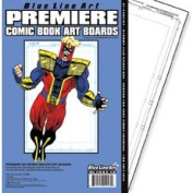 Premiere (Strathmore 400 2ply)regular Comic Book Art Boards